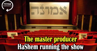 The master producer | Hashem running the show