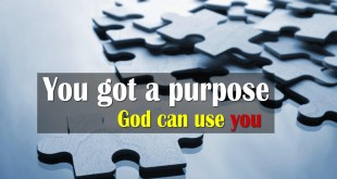 You got a purpose | God can use you | Likutey Moharan 34 Pt5