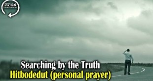 Searching by the Truth | Hitbodedut (personal prayer)