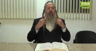 הרב אליהו גודלבסקי – עושה חדשות – עלים לתרופה – מכתבים קנג – קנז – התשעה – פרשת וירא – שיעור מלא