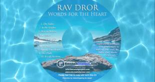 Rav Dror – 'The Valley' – Words for the Heart CD