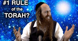 What Is The #1 Rule of The Torah? Amazing Lecture!
