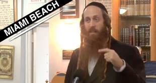 (2/1/17) The 2 Kinds of Jews – Amazing Lecture from Rav Dror on Finding the Truth