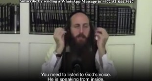 How to listen to God's voice
