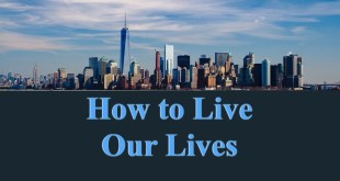 How to Live our Lives  (Crown Heights, NY)