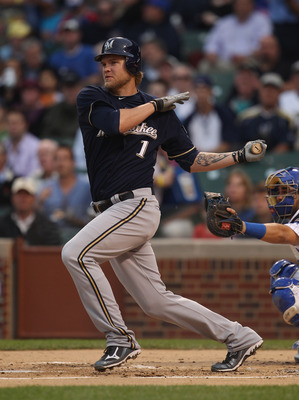 Predicting Milwaukee Brewers' 2012 Opening Day Lineup Without Ryan Braun (2/3)