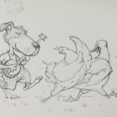 All The Dancing Chickens and Ducks