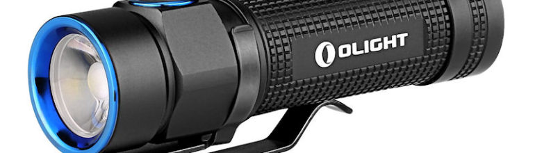 The Olight S1A Pocket Light: Reviewed