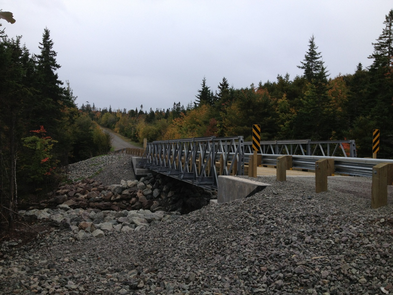 Mile Brook Bridge