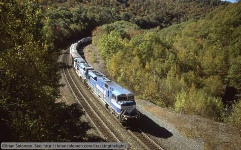 Conrail SD80MACs