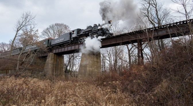 Black River & Western's North Pole Express!