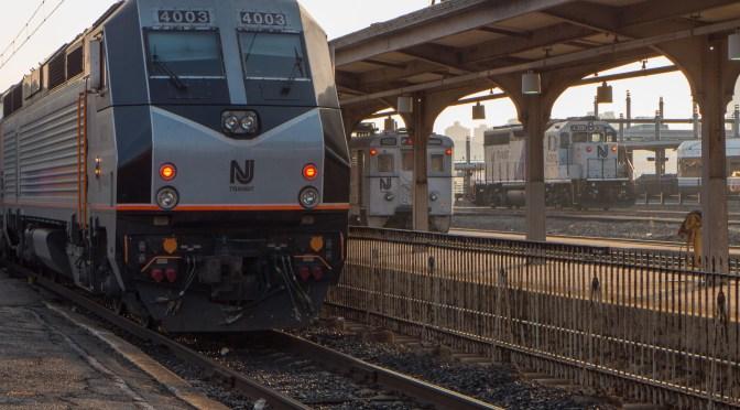 Tracking the Light: New Jersey Transit's Hoboken Terminal, December 2015—a dozen new images!