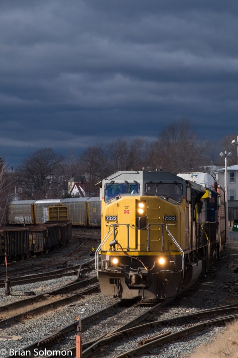 Gardner, Massachusetts, exposed on December 15, 2015 with a FujiFilm X-T1 digital camera.