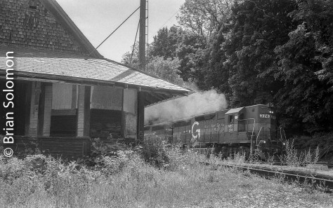 Railroading gone retro! Hooray!