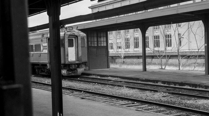 Why I Liked Budd RDCs—four photos from the lost image file.