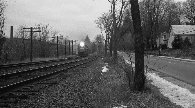 Conrail versus CSX; West Warren on the Boston & Albany Then and Now.