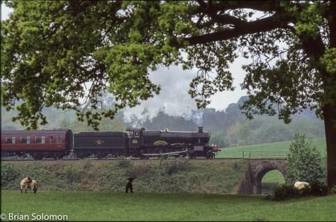 Preserved railways.