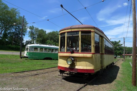 Trolley museums.