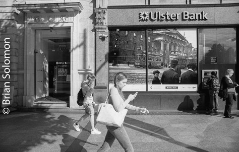 Exposed on Ilford HP5 using a Nikon F3 with 24mm Nikkor lens. Do you think this photo would as effective in colour.