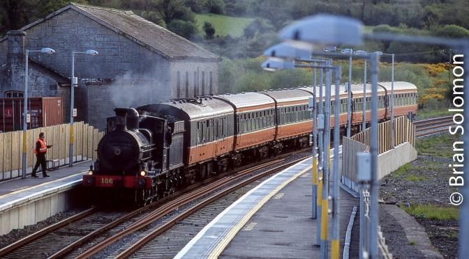 Irish Railways Looking Back Ten Years—Presentation in Cork on Monday 3 October 2016.