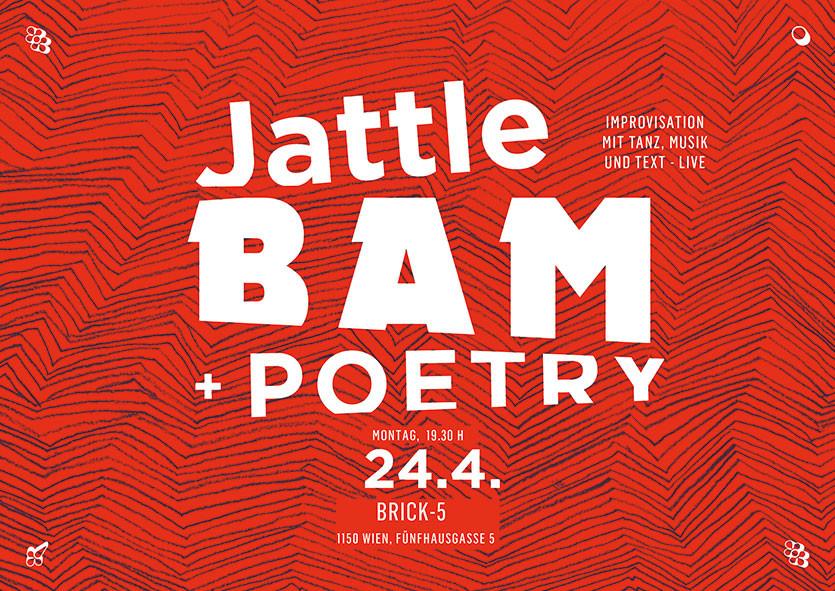 """Jattle, BAM + poetry"" -  DanceAbility"