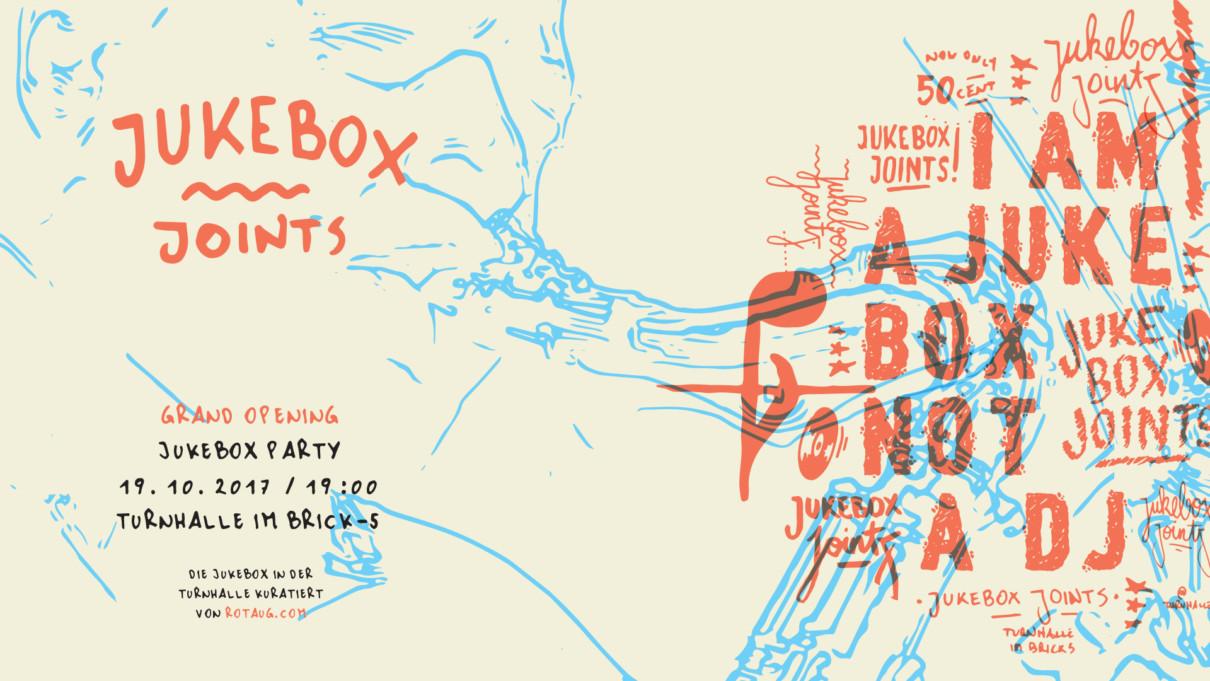 Jukebox Joints - I'm a Jukebox not a DJ
