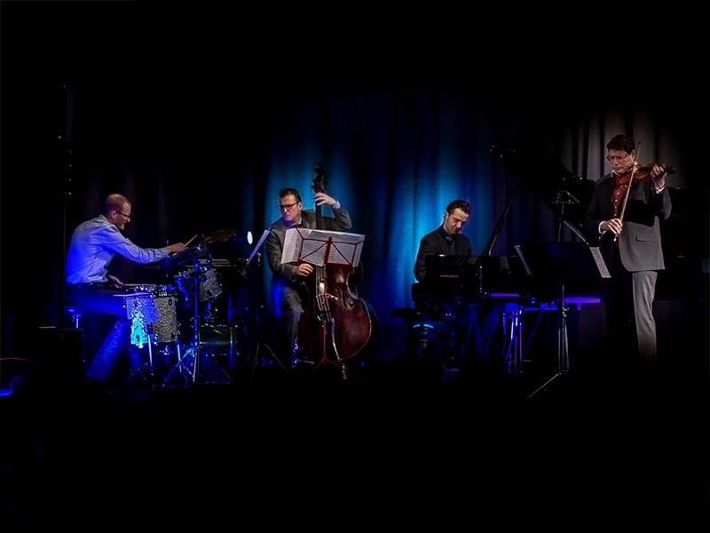 Felix Wilfer Quartet