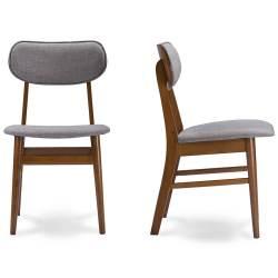 Perky Grey Fabric Mid Century Chair Joma Joma Grey Fabric Mid Century Chair Furniture Mid Century Style Lear Chair Mid Century Lear Chair Ottoman