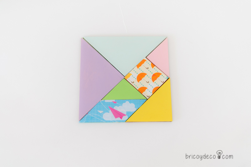 tangram como recurso didáctico