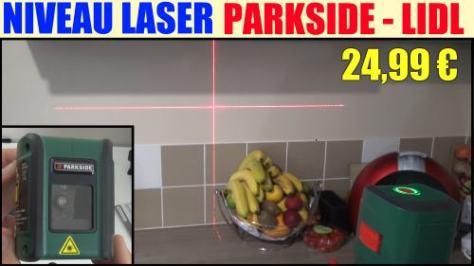 niveau laser en croix parkside lidl pkll 7 a1 cross line laser kreuzlinienlaser caractéristiques, forum etc.. http://www.bricovideo.ovh/video/produ... Niveau laser Bosch pcl 20 http://www.bricovideo.ovh/video/nivea...