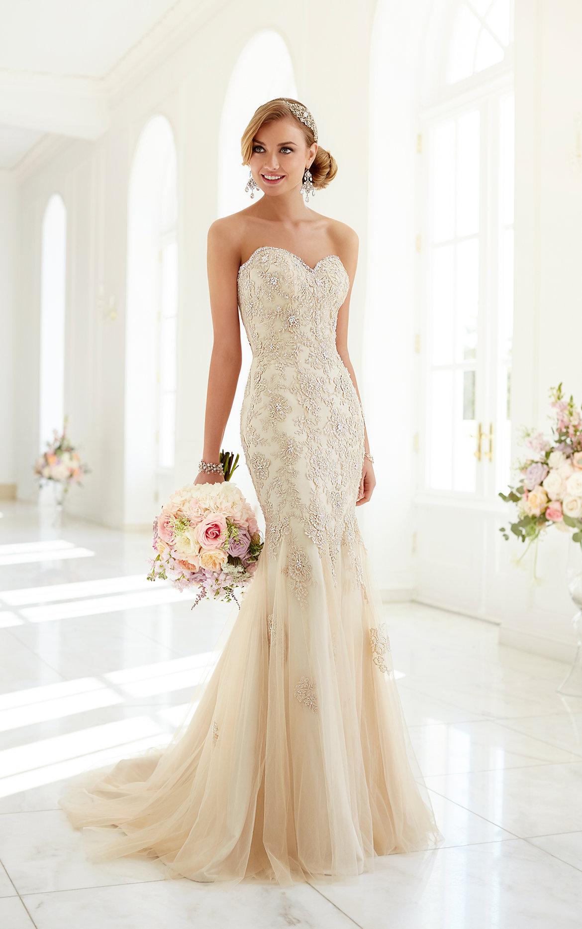 top wedding gowns most popular wedding dresses stella york wedding gown style