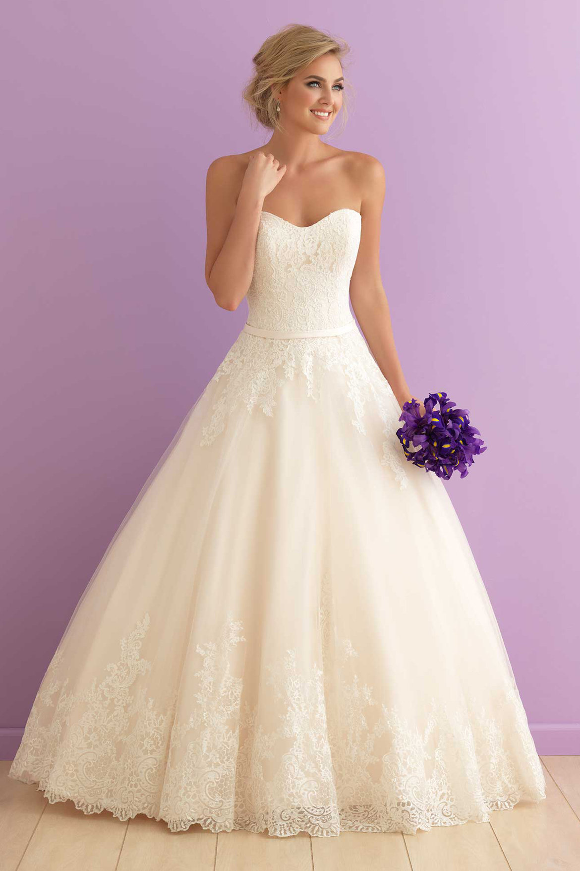 top wedding gowns most popular wedding dresses See more Allure Romance dresses in our gown gallery