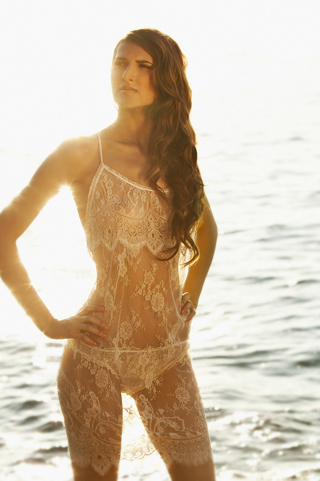 From Boudoir To Beach: Sexy and Stylish Bridal Lingerie