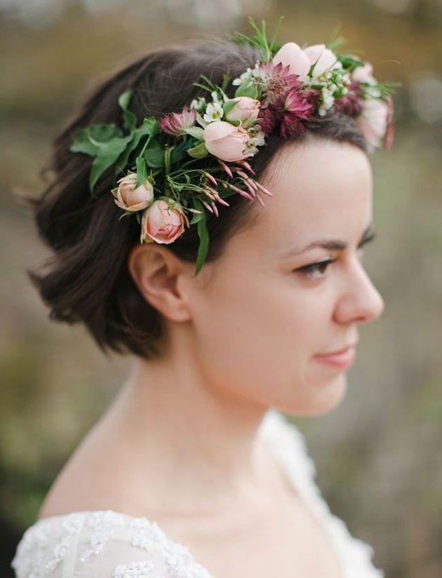 How to Wear a Bob for your Wedding   Bridal Bobs   Bridal Musings Wedding Blog 36