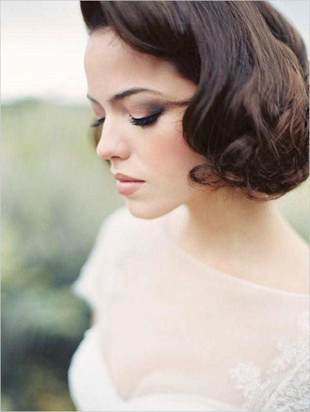 How to Wear a Bob for your Wedding   Bridal Bobs   Bridal Musings Wedding Blog 5