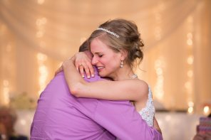 Bride dances with donor that saved her life