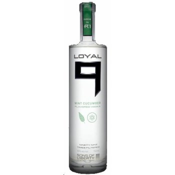 Sons Of Liberty Loyal 9 Mint Cucumber Vodka
