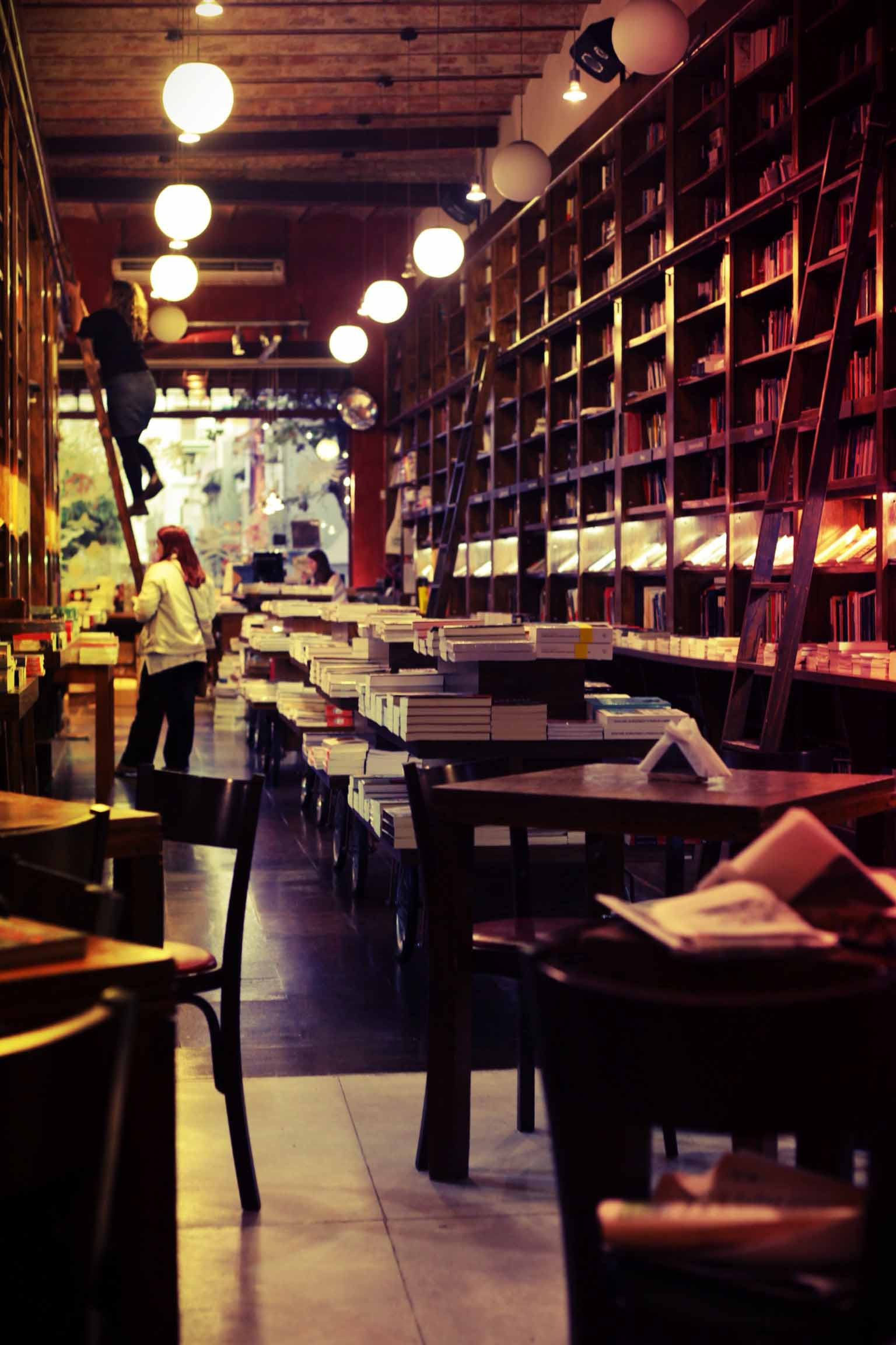 Bookshop, Libros del Pasaje, Buenos Aires