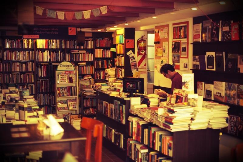 Crack Up bookshop, Buenos Aires