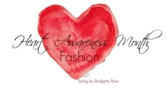 Heart Awareness Month Fashion