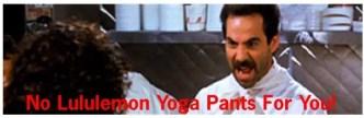 Lululemon Yoga Pants Controversy