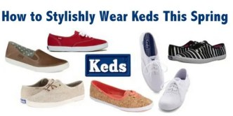 how to wear keds sneakers