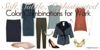 Sophisticated Color Combinations