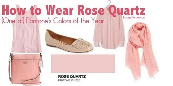 How to wear rose quartz