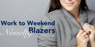 Novelty Blazer Outfits