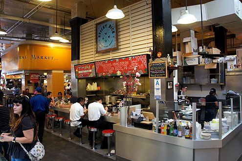Sticky Rice brings authentic Thai street food to Grand Central Market