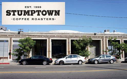 Stumptown Coffee is now open in the Arts District in Downtown LA