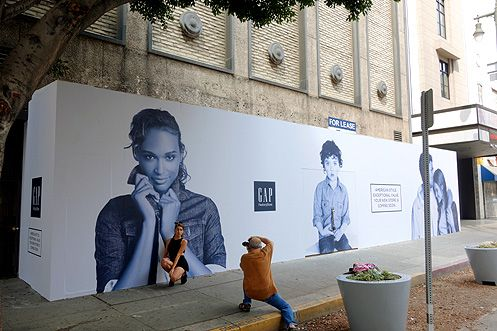 A new Gap Factory Store is opening at 737 S Broadway (near 8th Street)