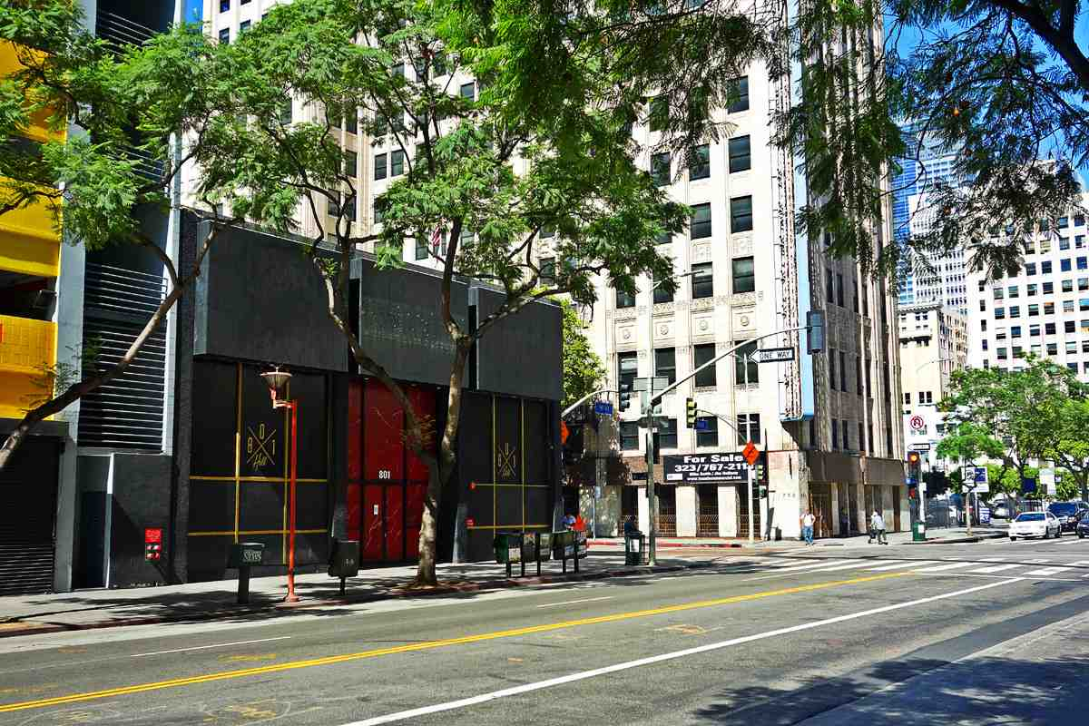 The popular burger chain from New York, Shake Shack, will replace the current 801 Hill nightclub at 8th/Hill, opening in early 2017