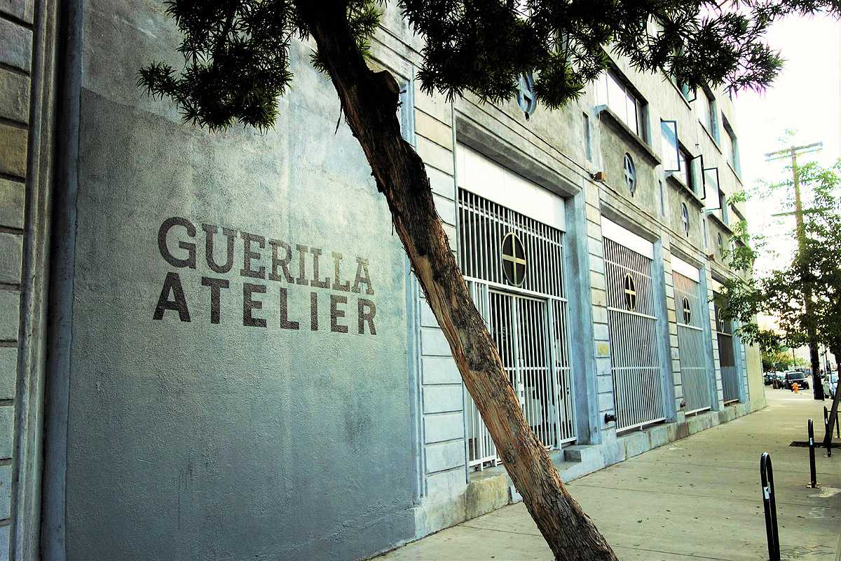 Luxury fashion retailer Guerilla Atelier will be opening a permanent new 5,000 SF flagship store on the trendy Third Street corridor in the DTLA Arts District